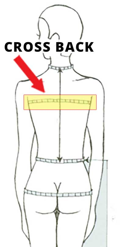 Measurement - Cross Back