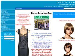 Doreen Fashions