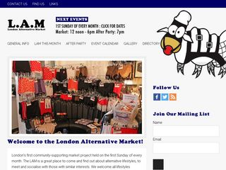 London Alternative Market