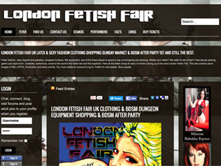 London Fetish Fair