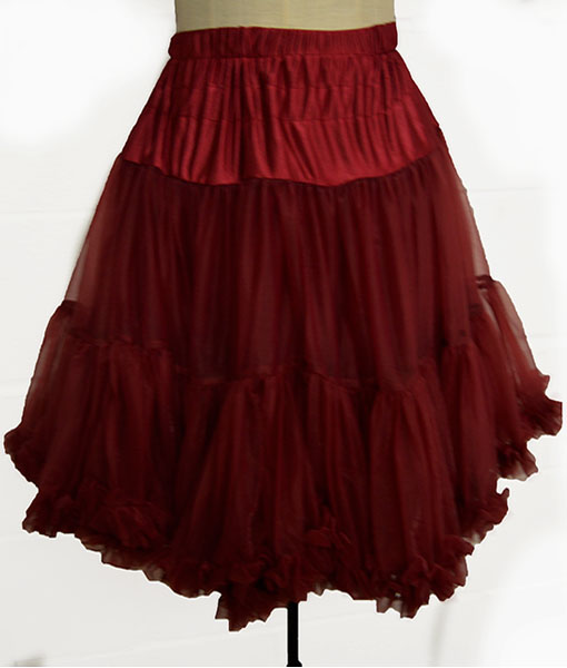 Vintage style walkabout petticoat