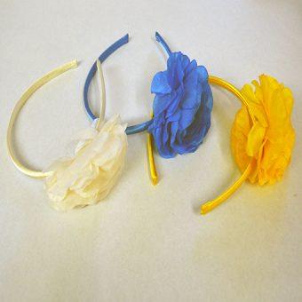 small flower headband