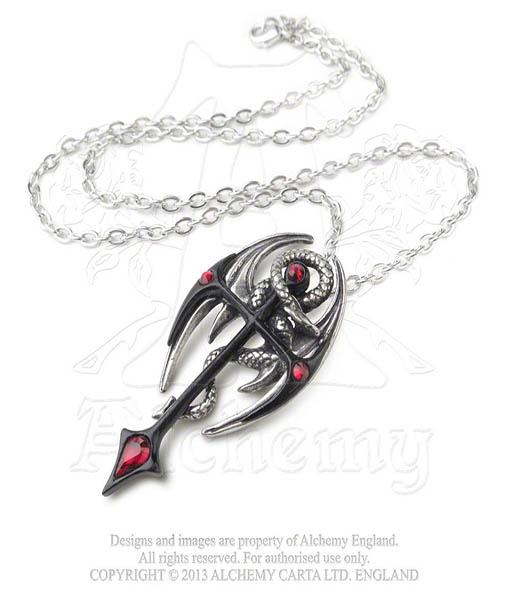 draconkreuz necklace