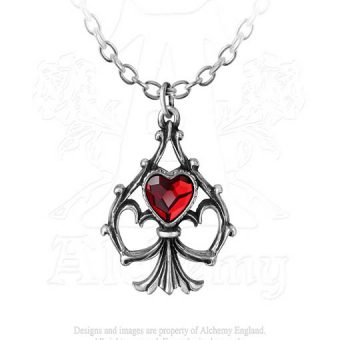 Alchemy Lucky in love necklace