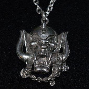 Alchemy Rocks Motorhead War Pig Pendant