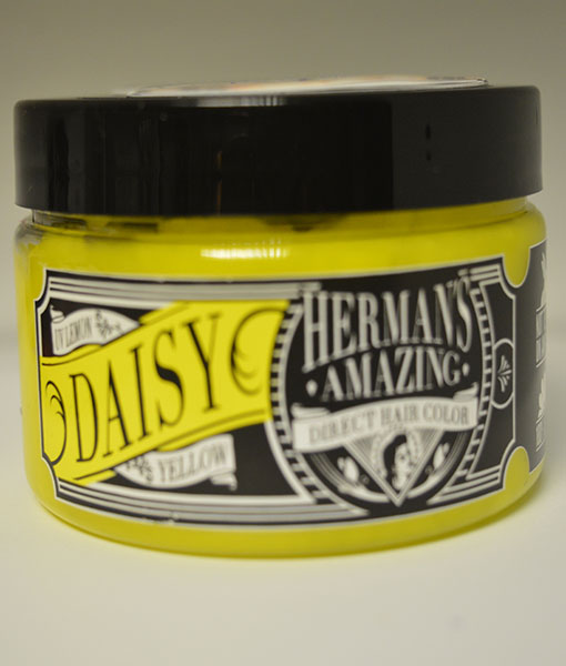 Herman amazing direct hair color daisy yellow