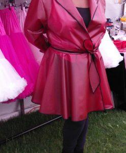 Classic Wrap Coat
