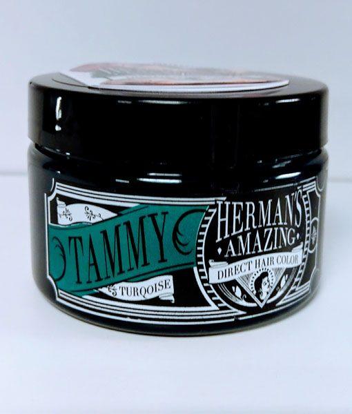 Herman Amazing Direct Hair Colour Tammy Turqoise
