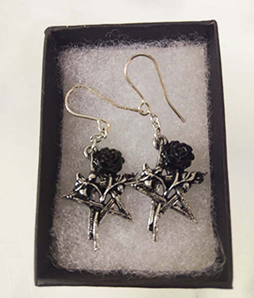 Ruah Vered Dropper Earrings