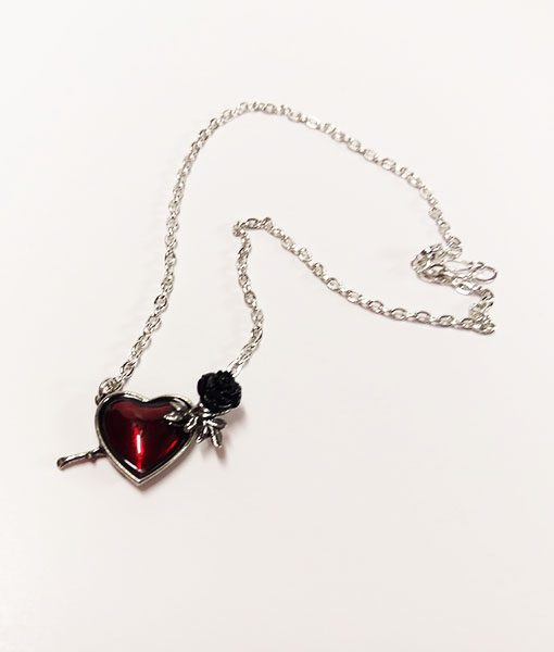 Wounded By Love Pendant